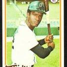 Detroit Tigers Ben Oglivie 1978 Topps Baseball Card 286 ex mt