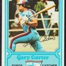 Montreal Expos Gary Carter 1981 Drakes Big Hitters Baseball Card 23 nr mt