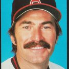 California Angels Bobby Grich 1983 Coral Lee Postcard