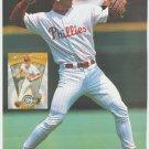 Philadelphia Phillies Scott Rolen Seattle Mariners Randy Johnson 1997 Pinup Photos 8x10