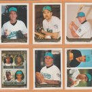 1993 Topps Gold Insert Florida Marlins Team Lot Charlie Hough Jim Corsi Steve Decker