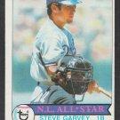 Los Angeles Dodgers Steve Garvey 1979 Topps Baseball Card 50 em/nm
