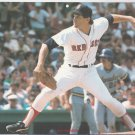 Boston Red Sox Joe Sambito 1986 Pinup Photo 8x10