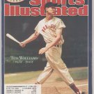 02 Sports Illustrated Boston Red Sox Ted Williams Memorium 1972 Miami Dolphins Negro League Packers