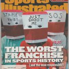 2000 Sports Illustrated San Diego Clippers Kansas City Royals Penn State Stanley Cup The Masters