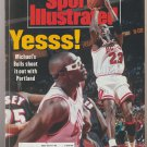 1992 Sports Illustrated Chicago Bulls Michael Jordan Belmont Stakes San Diego Padres Pepperdine