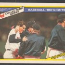 Boston Red Sox Bruce Hurst 1987 Topps Woolworths Collectors Series Baseball Card 28 nr mt