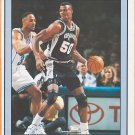San Antonio Spurs David Robinson 1995 Pinup Photo 8x10