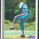 Montreal Expos Bill Gullickson 1982 Topps Baseball Card 172 nr mt