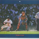 Boston Red Sox Dwight Evans 1985 Pinup Photo vs Minnesota Twins 8x10