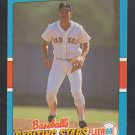 Boston Red Sox Mike Greenwell 1988 Fleer Exciting Stars Baseball Card 16 nr mt