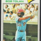 Philadelphia Phillies Bob Tolan 1977 Topps Baseball Card 188 good