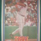 Boston Red Sox Troy O'Leary Batting 1995 Boston Herald Poster