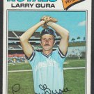 Kansas City Royals Larry Gura 1977 Topps Baseball Card 193 ex