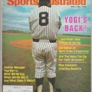 1984 Sports Illustrated Baseball Preview New York Yankees Baltimore Orioles Cal Ripken March Madness