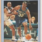 Dallas Mavericks Jamal Mashburn In Action 1995 Pinup Photo