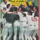 1991 Sports Illustrated Minnesota Twins World Series Miami Dolphins Dan Marino Clemson Tigers