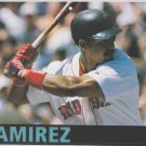 Boston Red Sox Manny Ramirez At Bat 2001 Pinup Photo 8x10