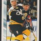 Boston Bruins Ken Hodge 1992 Score Hockey Card 274 nr mt