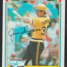 Pittsburgh Pirates Jason Thompson 1983 Drakes Big Hitters Baseball Card 28 nr mt