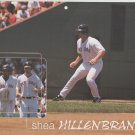 Boston Red Sox Shea Hillenbrand On Base 2002 Pinup Photo 8x10