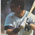 New York Yankees Don Mattingly San Francisco Giants Will Clark 1993 Pinup Photos 8x10