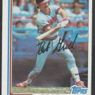 California Angels Bob Grich 1982 Topps Baseball Card 284 nr mt