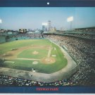 Twilight At Fenway Park Boston Red Sox New York Yankees Capacity Crowd 1985 Pinup Photo 8x10