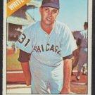 Chicago White Sox Hoyt Wilhelm 1966 Topps Baseball Card 510 vg