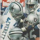 1992 Sports Illustrated Dallas Cowboys Pittsburgh Penguins Mario Lemieux Boston Celtics Eagles