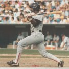 Boston Red Sox Jim Rice Batting 1987 Pinup Photo 8x10