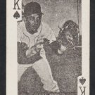 Atlanta Braves Clete Boyer 1969 Globe Import Playing Card