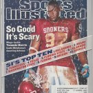 2002 Sports Illustrated College Football Preview Sooners San Diego Chargers St Louis Cardinals