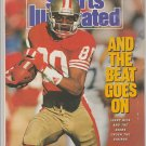 1990 Sports Illustrated 49ers Pittsburgh Steelers Trail Blazers Russians in NHL Cleveland Browns