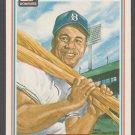 Brooklyn Dodgers Roy Campanella 1983 Donruss Hall of Fame Heroes Baseball Card 39 nr mt