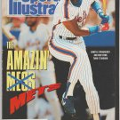 1990 Sports Illustrated New York Mets Atlanta Falcons Los Angeles Dodgers New York Yankees