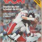1979 Sport New England Patriots Boston Red Sox Boston Celtics Larry Bird Razorbacks San Antonio Spur
