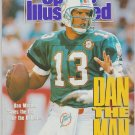 1991 Sports Illustrated Miami Dolphins Dan Marino Super Bowl Redskins Notre Dame Ohio State Buckeyes