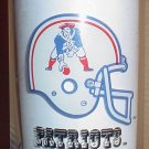New England Patriots 16 oz Drinking Glass Water Glass With Pat Patriot Logo