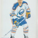 Buffalo Sabres Pat LaFontaine Toronto Maple Leafs Felix Potvin 1993 Pinup Photos 8x10