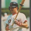 Boston Red Sox Mike Greenwell 1988 Class Of 88 Baseball Card 9