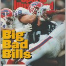 1991 Sports Illustrated Buffalo Bills Los Angeles Kings Wayne Gretzky Redskins Houston Oilers Raider