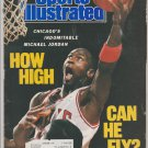 1989 Sports Illustrated Chicago Bulls Michael Jordan Calgary Flames Stanley Cup New York Mets Angels