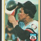 Minnesota Twins Rod Carew 1978 Topps Baseball Card 580 vg/ex