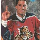 Florida Panthers Ed Jovanoski 1994 Pinup Photo 8x10