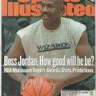2000 Sports Illustrated Washington Wizards Michael Jordan New York Rangers Baltimore Ravens Tiger W