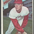 Philadelphia Phillies Jim Bunning 1966 Topps Baseball Card 435 vg/ex