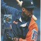 Detroit Tigers Tony Clark Texas Rangers Will Clark 1997 Pinup Photos 8x10