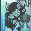 Boston Bruins Ray Bourque 1991 Upper Deck Hologram Insert AW5 nr mt
