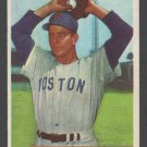 Boston Red Sox Ellis Kinder 1954 Bowman Baseball Card 98 ex/em
